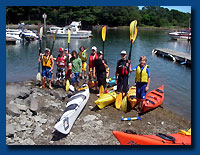 Kids Kayak Camp Level 1